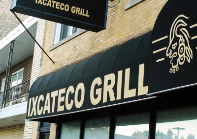 Ixcateco Grill front entrance